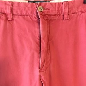 Polo by Ralph Lauren soft washed red pants